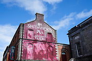 The Smithwick's Experience, in the old Smithwick's brevery.