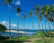 Wailua Beach, Kauai, Hawaii, USA<br />