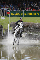 Townend Oliver (GBR) - Flint Curtis<br /> Winner of The Mitsubisi Motors Badminton Horse Trials<br /> CCI**** Badminton 2009<br /> © Dirk Caremans