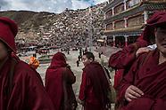 Tibet : Monastic camps under threat