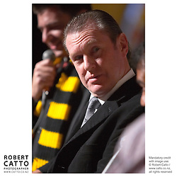 Mark Ferguson at the British & Irish Lions v. Wellington Lions Match at the Michael Fowler Centre, Wellington, New Zealand.<br />
