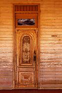 Door in Alquizar, Artemisa, Cuba.