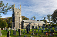 St Petroc's church, Lydford, Devon