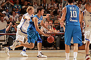 Finlandia, 12/08/2009<br /> Eurobasket Men 2009 Additional Qualifying Round Finlandia Italia <br /> Nella foto: Angelo Gigli