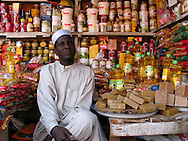 Market in Chad