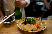 """""""Kanemasu"""" is an old tachinomiya, or """"stand-and-drink store,"""" one of the earliest forms of izakaya."""