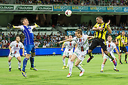 Rnd 9 Perth Glory v Wellington Phoenix