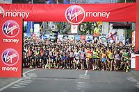 The Virgin Money London Marathon 2014<br /> 13 April 2014<br /> Photo: Javier Garcia/Virgin Money London Marathon<br /> media@london-marathon.co.uk