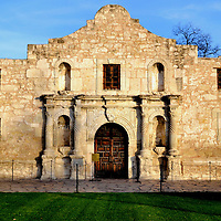 The Alamo in San Antonio, Texas<br />