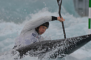 London  ENGLAND. K1M, James BAILEY competing in the British Canoeing, Canoe Slalom, 2015 Senior and U23 UK Championships and Senior Team Selection Trials, Lee valley Whitewater Centre. <br /> <br />  Saturday  04/04/2015<br /> <br /> [Mandatory Credit; Peter Spurrier/Intersport-images], competing in the British Canoeing, Canoe Slalom, 2015 Senior and U23 UK Championships and Senior Team Selection Trials, Lee valley Whitewater Centre. <br /> <br />  Saturday  04/04/2015<br /> <br /> [Mandatory Credit; Peter Spurrier/Intersport-images]