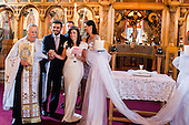 Georgia & Louis Greek Orthodox Wedding Ceremony