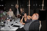 POLLY MORGAN; RACHEL JOHNSON; MARTHA FIENNES; Maria Silvera; Michael Nyman<br /> <br /> , Liberatum Cultural Honour for Francis Ford Coppola<br /> with Bulgari Hotel & Residences, London. 17 November 2014