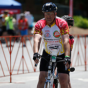 June 20, 2015 - Maine : Day 2. Scenes from the 31st Annual Trek Across Maine, a fundraiser of the American Lung Association.