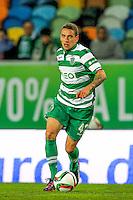 Wallyson  - 28.01.2015 - Sporting / Vitoria Setubal -Coupe de la ligue- Portugal-<br /> Photo : Carlos Rodrigues /  Icon Sport
