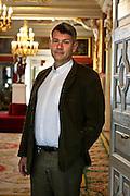 28.09.2006 Warszawa dyrektor Muzeum Palac w Wilanowie Pawel Jaskanis.Fot Piotr Gesicki Pawel Jaskanis director of Wilanow Palace Museum in Warsaw Poland in his work photo Piotr Gesicki