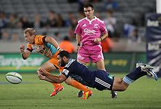 Auckland - Super Rugby, Blues v Cheetahs