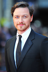 © Licensed to London News Pictures. 15/04/2012. London, England.James McAvoy attends the 2012  Olivier Awards at The Royal Opera House in Covent Garden London on April 15th, England. Photo credit : ALAN ROXBOROUGH/LNP