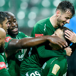 20190423: SLO, Football - Pokal Slovenije 2018/19, semifinal, NK Olimpija Ljubljana vs NK Aluminij