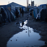 France: The Jungle, Calais