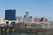 Indianapolis skyline shot March 28th and 29th, 2013. (Mike Fender)
