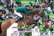 Prince Faisal al Shalan - Talan<br /> Alltech FEI World Equestrian Games™ 2014 - Normandy, France.<br /> © DigiShots