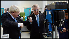 OCT 24 2013 The Duke of York & Boris Johnson College Opening