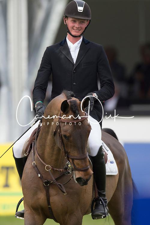 Schuttert Frank, (NED), Winchester HS <br /> Seniors<br /> Nederlands Kampioenschap Springen - Mierlo 2015<br />  © Hippo Foto - Dirk Caremans<br /> 24/04/15