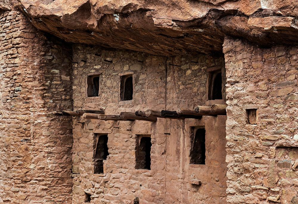 Manitou Cliff Dwellings, Manitou Springs, Colorado, USA.
