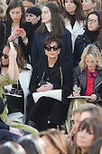 Kris Jenner CHANEL FASHION SHOW