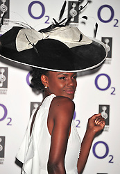 © licensed to London News Pictures. LONDON UK  01/07/11. Shingai Shoniwa attends the 2011 Silver Clef Awards held at the Hilton Park Lane in London. Please see special instructions for usage rates. Photo credit should read ALAN ROXBOROUGH/LNP