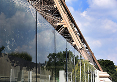 Bullet-Proof Glass Wall To Be Built Around Eiffel Tower - 22 July 2018