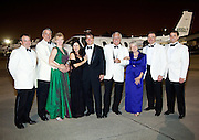 Sentinmental Journeys Gala and Auction at the Flightline First Hangar: New Orleans Lakefront Airport