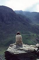 Llanberis Pass The Snowdonia National Park, Gwynedd, Wales....travel, lifestyle