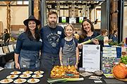 Leek, Allium ampeloprasum<br /> Showcase: 'Oslo'<br /> Seed Co Rep: Shaina Bronstein, Vitalis Organic Seeds Chefs: Jaret Foster and Mona Johnson, Tournant