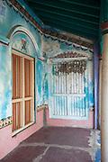 House of Mr. Sultan Kader. Nagore.