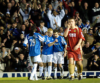 Photo: Richard Lane.<br /> Birmingham City v Portsmouth. The Barclays Premiership. 21/01/2006.