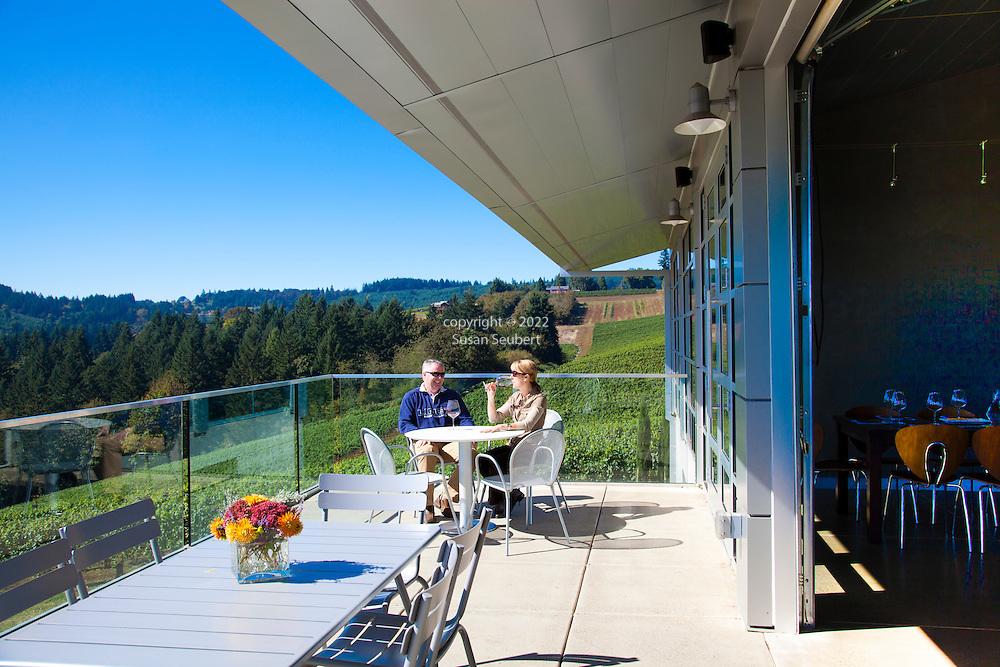 Winderlea Vineyard and Winery in Dundee, Oregon