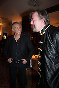 TONY BLAIR; STEPHEN FRY, Chinese New Year dinner given by Sir David Tang. China Tang. Park Lane. London. 4 February 2013.