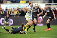 Nick ABENDANON - 25.01.2015 -  Clermont / Saracens - European Champions Cup <br />Photo : Jean Paul Thomas / Icon Sport