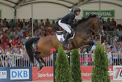 El Zoghby, Karim, Amelia<br /> Münster - Turnier der Sieger<br /> Grosser Preis<br /> © www.sportfotos-lafrentz.de/ Stefan Lafrentz