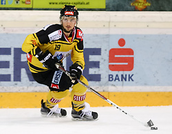 29.12.2016, Albert Schultz Halle, Wien, AUT, EBEL, UPC Vienna Capitals vs Dornbirner Eishockey Club, 37. Runde, im Bild Tyler Cuma (UPC Vienna Capitals) // during the Erste Bank Icehockey League 37th round match between UPC Vienna Capitals and Dornbirner Eishockey Club at the Albert Schultz Halle in Vienna, Austria on 2016/12/29. EXPA Pictures © 2016, PhotoCredit: EXPA/ Alexander Forst