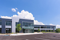 Exterior photo of 67008 Alexander Bell Drive office building in Columbia MD by Jeffrey Sauers of Commercial Photographics, Architectural Photo Artistry in Washington DC, Virginia to Florida and PA to New England