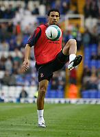 Photo: Steve Bond.<br /> Birmingham City v Sunderland. The FA Barclays Premiership. 15/08/2007. Carlos Edwards