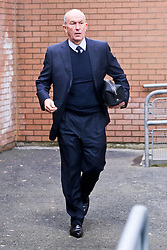 West Brom Manager Tony Pulis arrives at Turf Moor - Photo mandatory by-line: Matt McNulty/JMP - Mobile: 07966 386802 - 08/02/2015 - SPORT - Football - Burnley - Turf Moor - Burnley v West Brom - Barclays Premier League