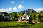 Glamping in Maui