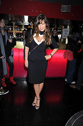JADE JAGGER at the launch party of the Nokia 5800 phone held at PUNK 14 Soho Street, London W1 on 27th January 2009.