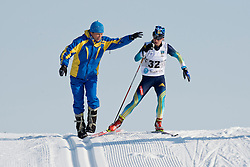 LIASHENKO Liudmyla, UKR, Long Distance Cross Country, 2015 IPC Nordic and Biathlon World Cup Finals, Surnadal, Norway