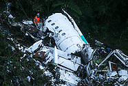 Plane Chapecoense falls in Colombia, 29 Nov. 2016