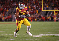 25 OCTOBER 2008: Iowa State running back Jason Scales (6) in the first half of an NCAA college football game between Iowa State and Texas A&M, at Jack Trice Stadium in Ames, Iowa on Saturday Oct. 25, 2008. Texas A&M beat Iowa State 49-35.