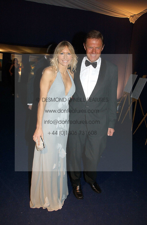 LORD & LADY ST.JOHN of BLETSO at the British Red Cross London Ball held at The Room by The River, 99 Upper Ground, London SE1 on 16th November 2006.<br /><br />NON EXCLUSIVE - WORLD RIGHTS